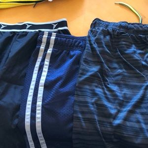 3 BOYS M ACTIVE SHORTS